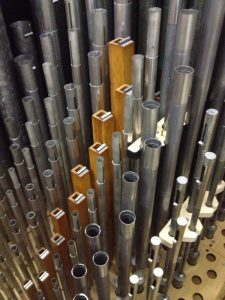 4' Harmonic Flute and Orchestral Reeds