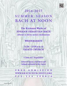Summer Bach at noon Poster 16-17