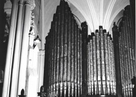 Chancel Organ Pipes