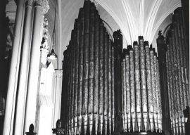 Chancel Organ Pipes