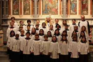 The Combined Novices and Juniors with Dr. Rose