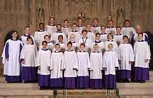 washington cathedral choir