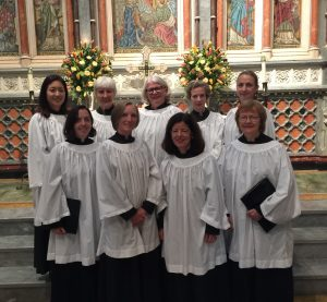 The Parish Choir 2015-2016