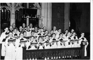 Choir 1937